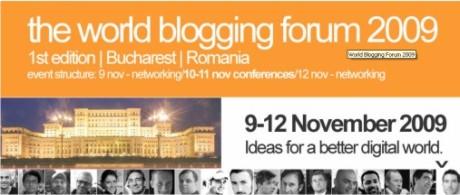world blogging forum foto front page