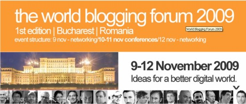 world blogging forum foto front page