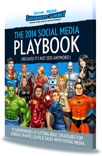 the social media playbook 2014