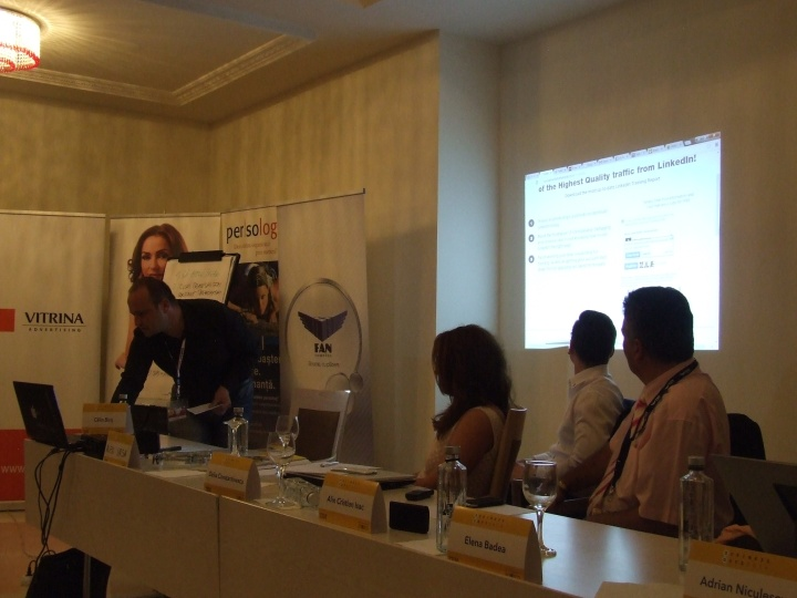 Social Media Woekshop Cluj Business Days July 2014