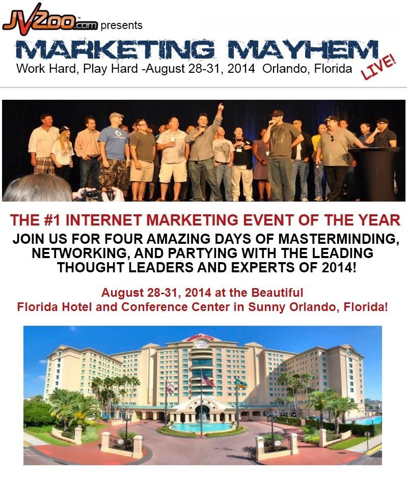 marketing mayhem live 2014 1