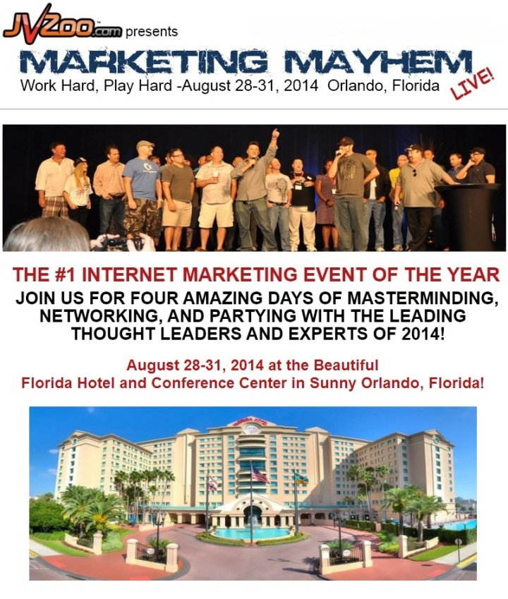marketing mayhem live 2014 1