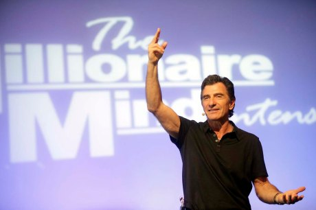 Milionaire Mind Seminar in Barcelona