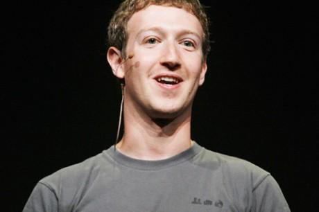 Mark Zuckerberg T-Shirt