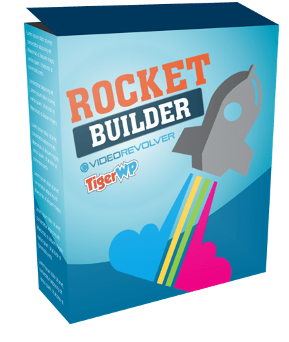 Rocket builder product cover