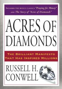 acres-diamonds-russell-h-conwell-paperback-cover-art